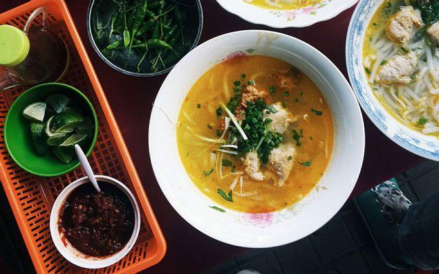 Bánh Canh Bình Dân - Chương Dương ở Bình Định