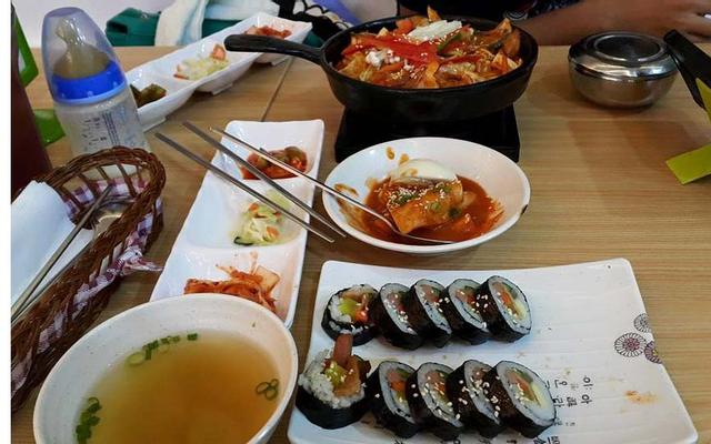 Sopoong Korean Food ở Hà Nội