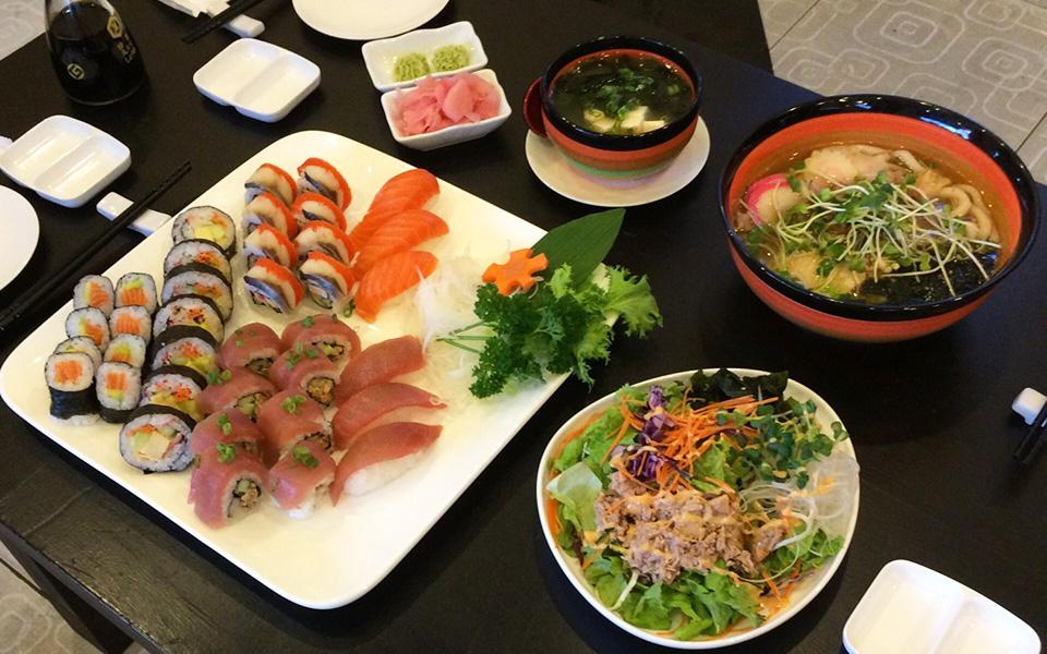 Sweet Sushi - Sushi & More