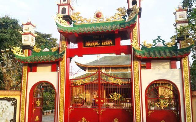 Tịnh Xá Ngọc Hòa ở Vĩnh Long