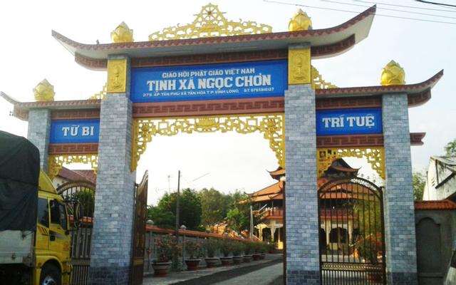 Tịnh Xá Ngọc Chơn ở Vĩnh Long