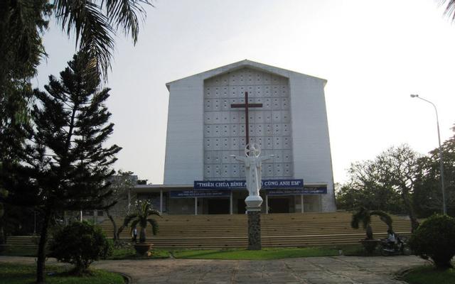 Nhà Thờ Chánh Tòa ở Vĩnh Long