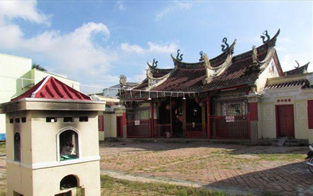 Chùa Ông Miếu Thổ Thần ở Vĩnh Long