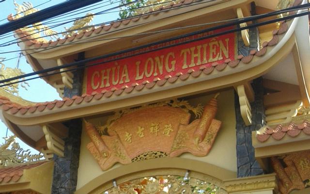 Chùa Long Thiền ở Vĩnh Long