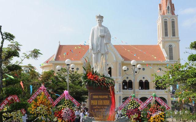Nhà Thờ Đình Khao Khao ở Vĩnh Long