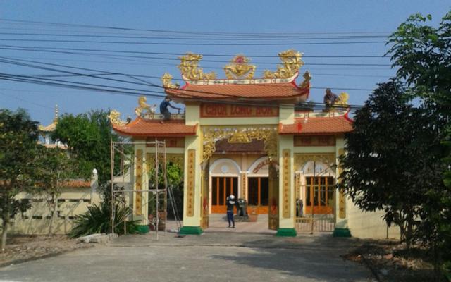 Chùa Long Hòa ở Vĩnh Long