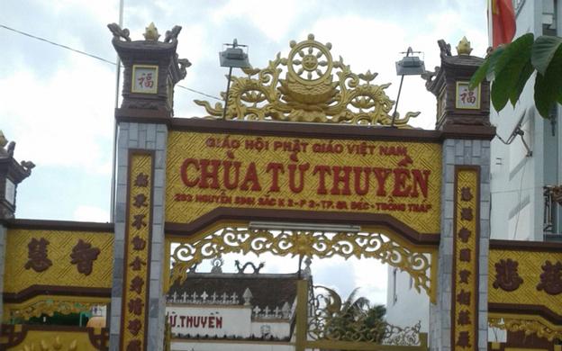 293 Nguyễn Sinh Sắc, P. 2 Thị xã Sa Đéc Đồng Tháp