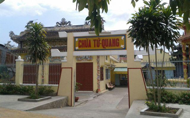 Chùa Từ Quang ở Đồng Tháp