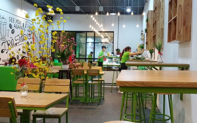 Choco Milktea & Coffee - 65 Nguyễn Huệ ở Huế