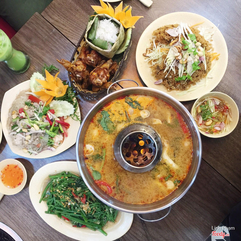 nhà hàng Thái Lan ngon ở Hà Nội_Bangkok Thai Cuisine