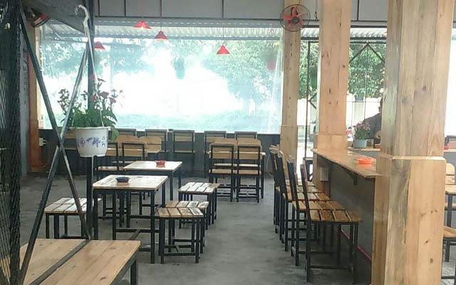 Sành Cafe - Sông Bồ ở Huế