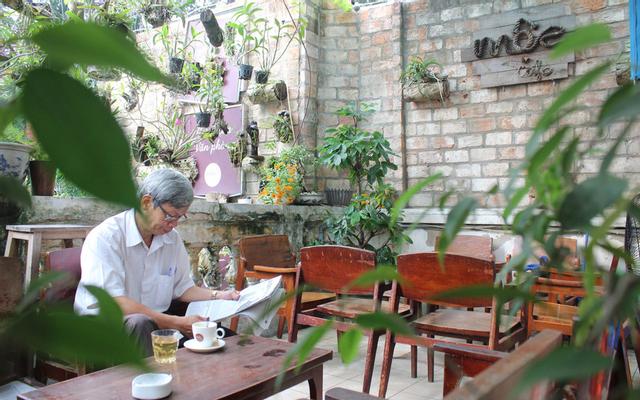 Mộc Cafe - Nguyễn Đình Chiểu