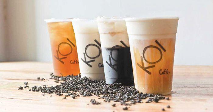 Koi Thé Café Việt Nam - Ngô Đức Kế