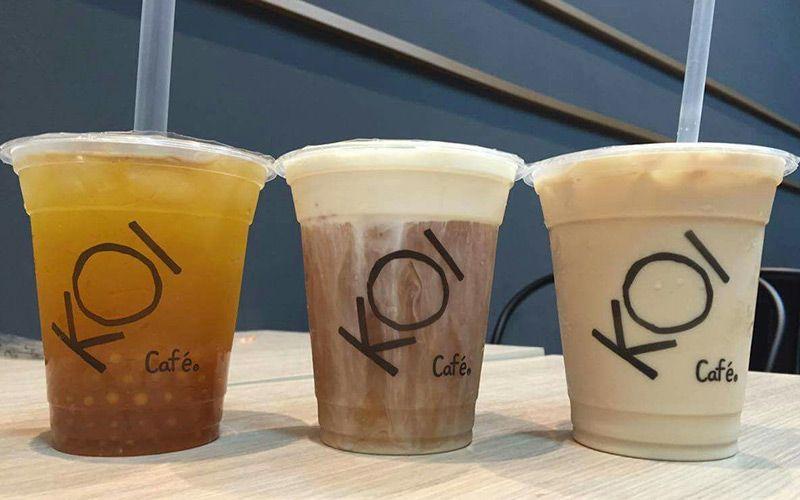 Koi Thé Café - Ngô Đức Kế | DeliveryNow - Giao đồ ăn, thức ăn, thức uống tận nơi