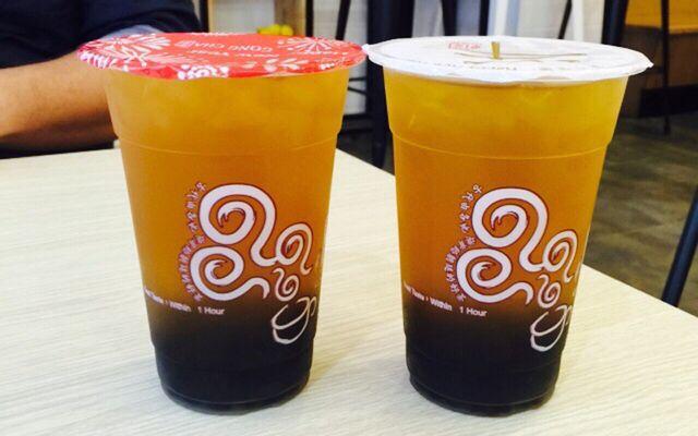 Trà Sữa Gong Cha - 貢茶 - AEON Mall Bình Dương ở Bình Dương
