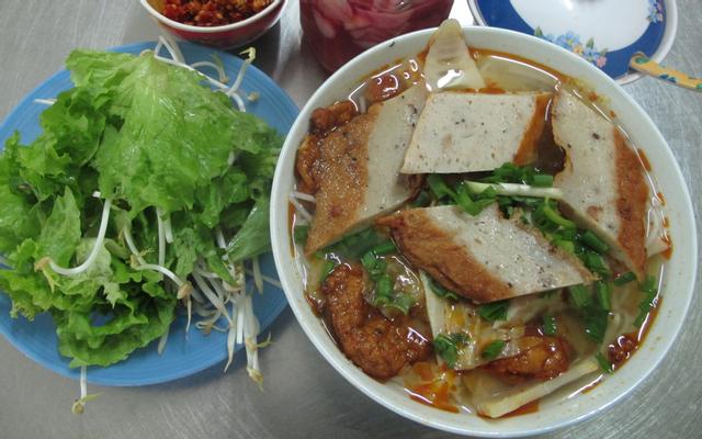 Bún Chả Cá Nga - Nguyễn Trãi ở Huế