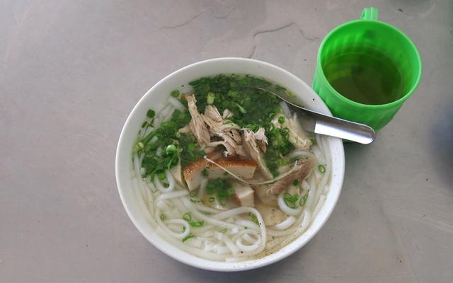 Bánh Canh Cô Hậu ở Ninh Thuận