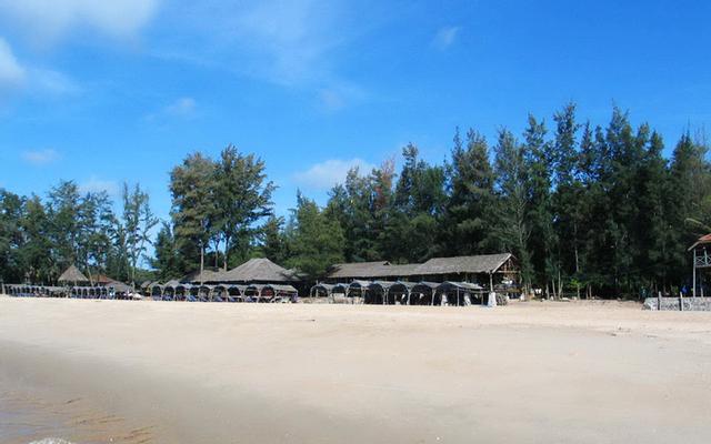 Khu Du Lịch Biển Xanh - Hồ Cốc ở Vũng Tàu
