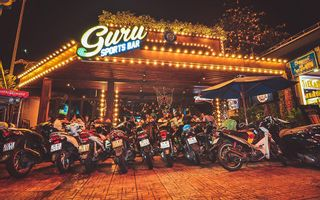 Guru Sports Bar Flagship