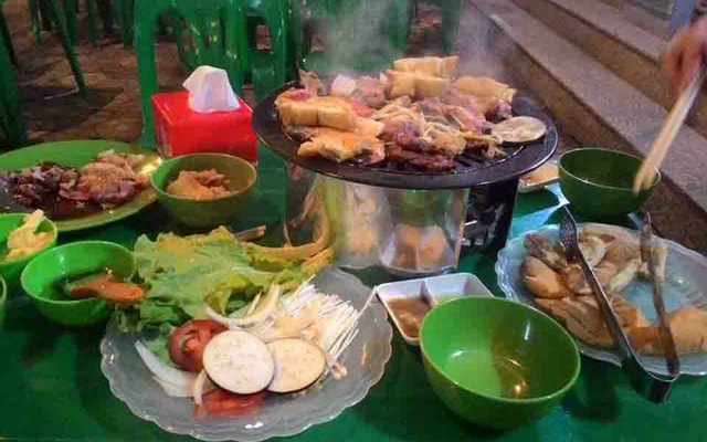 Nướng Hàn Quốc ở Lạng Sơn