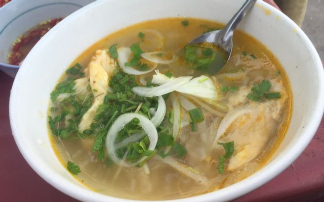 Bánh Canh Cá Lóc - Hải Triều ở Huế