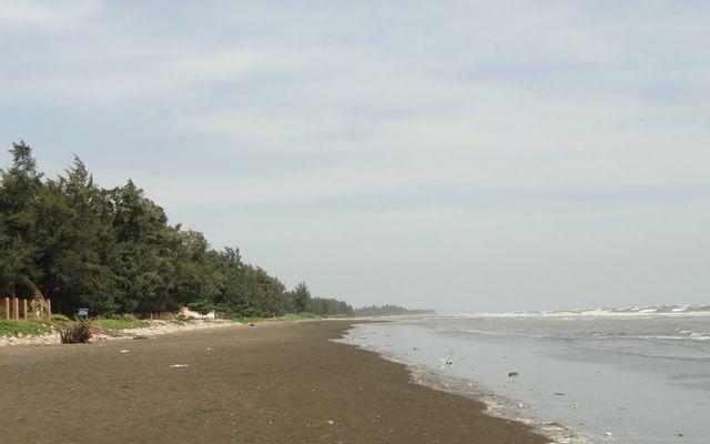 Bãi Biển 30 Tháng 4 - Cần Giờ ở TP. HCM