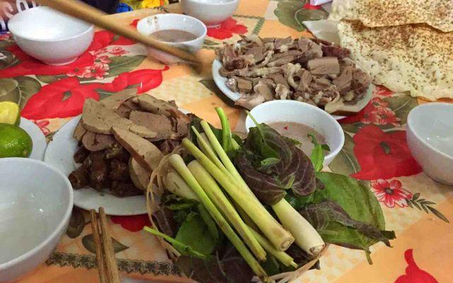 Thịt Chó Thái Hà ở Thái Bình