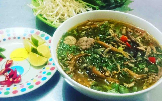 Sơn Thuận - Cháo Lươn ở Nghệ An