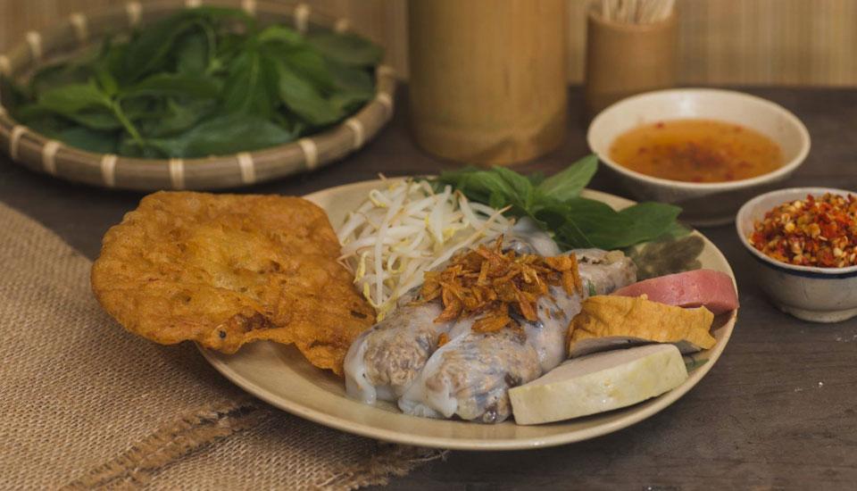 Bánh Cuốn Gạo - Nguyễn Thái Bình