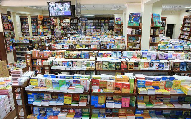 Nhà Sách Fahasa Tân Bình ở TP. HCM