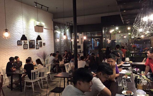 The Light Coffee ở TP. HCM