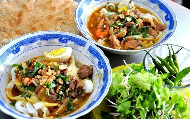 Mì Quảng Ngọc - Quang Trung ở Ninh Thuận