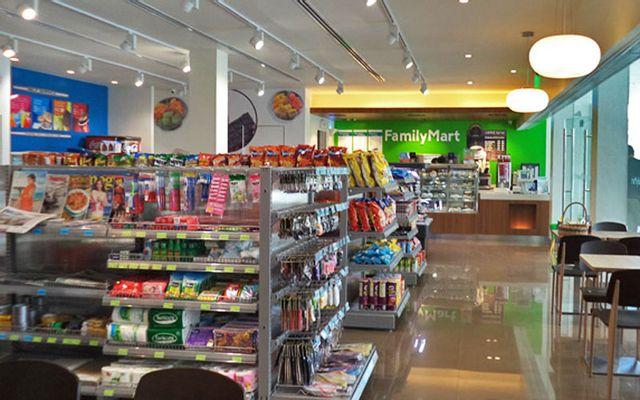 Family Mart - Hùng Vương ở TP. HCM