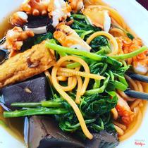 Bún Riêu Bạch Tuộc - Nguyễn Thị Tần