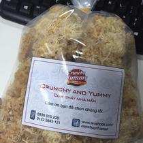 Cơm Cháy Nhà Mần - Crunchy & Yummy - Shop Online