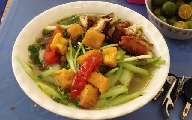 Yến Hùng - Canh Cá & Bún Cá ở Thái Bình
