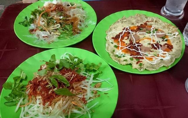 Ăn Vặt Chị Nhỏ - Bánh Tráng Trứng - 44 Nguyễn Du ở Huế