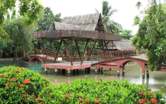 Khu Du Lịch Sinh Thái Cồn Phụng ở Bến Tre