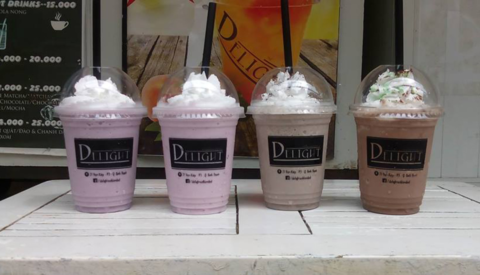Delight - The Ice Blended & Coffee Shop