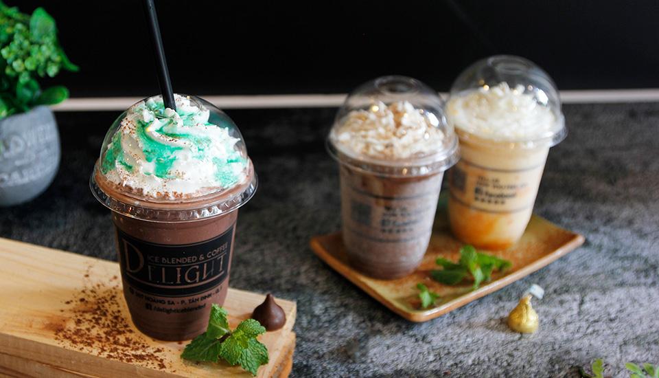 Delight - Đá Xay & Cafe
