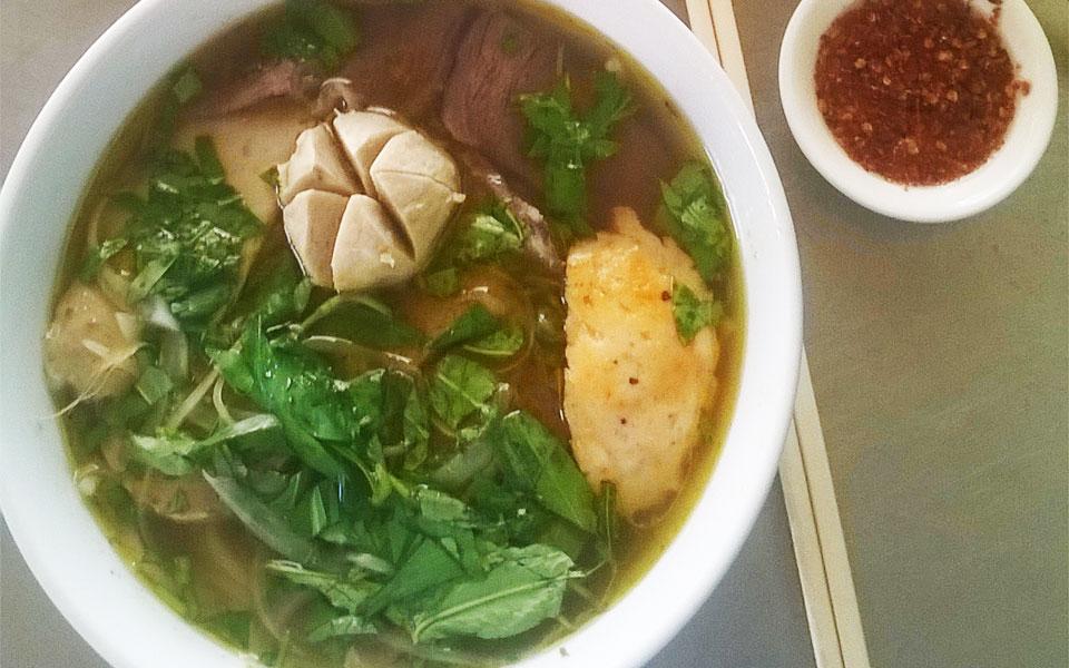 Bún Bò Huế Đông Phong - Hậu Giang