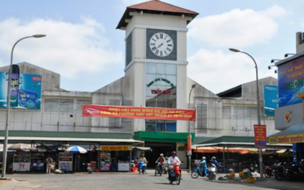 Nguyễn Thái Học Quận Thốt Nốt Cần Thơ