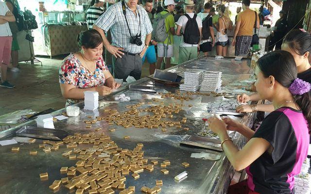 Kẹo Dừa Quê ở Bến Tre