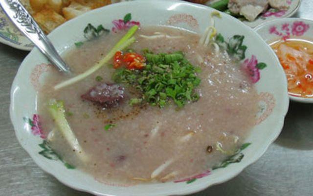 Cháo Bò O Thạnh - 2 Nguyễn Thượng Hiền ở Huế