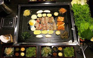 Black Stone BBQ - Nướng Đá Hàn Quốc