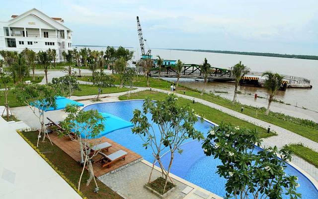 Bến Tre Riverside Resort ở Bến Tre