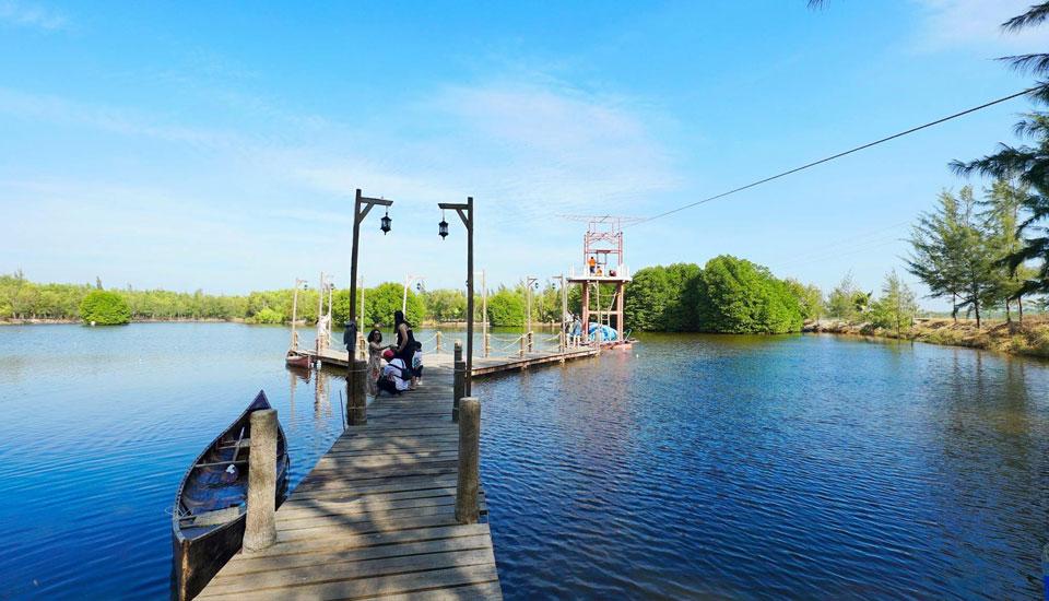 Hodota - Resort & Boating Center ở Huyện Hàm Tân, Bình Thuận   Foody.vn