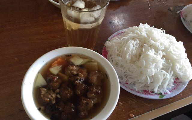 Bún Chả & Bún Mọc - Phan Đình Phùng Đan Phượng ở Hà Nội