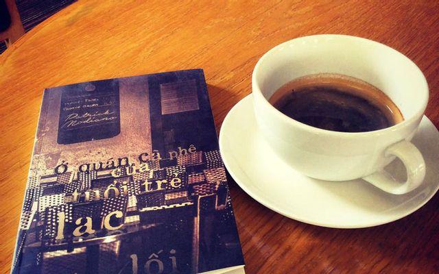 Kafka Bookstore - Cafe Sách