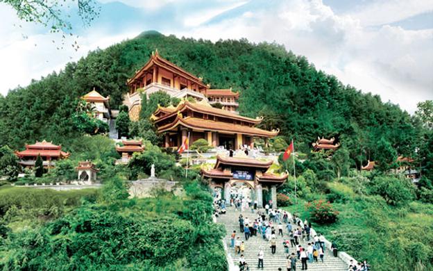 Xã Đại Đình Tam Đảo Vĩnh Phúc